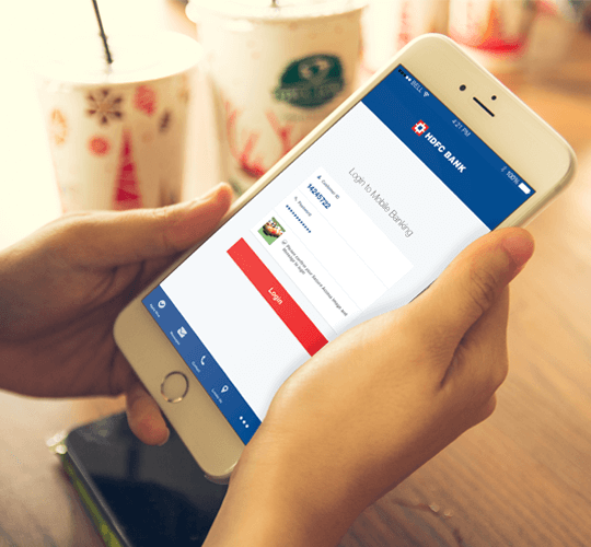 HDFC Mobile App Reimagined - Kumar Gaurav User Experience (UX) Designer