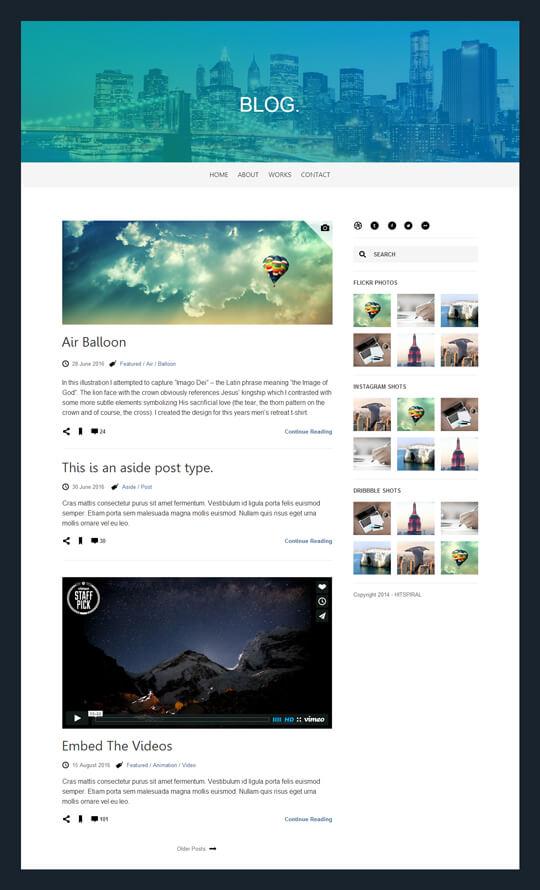 Blog Design - Kumar Gaurav User Experience (UX) Designer