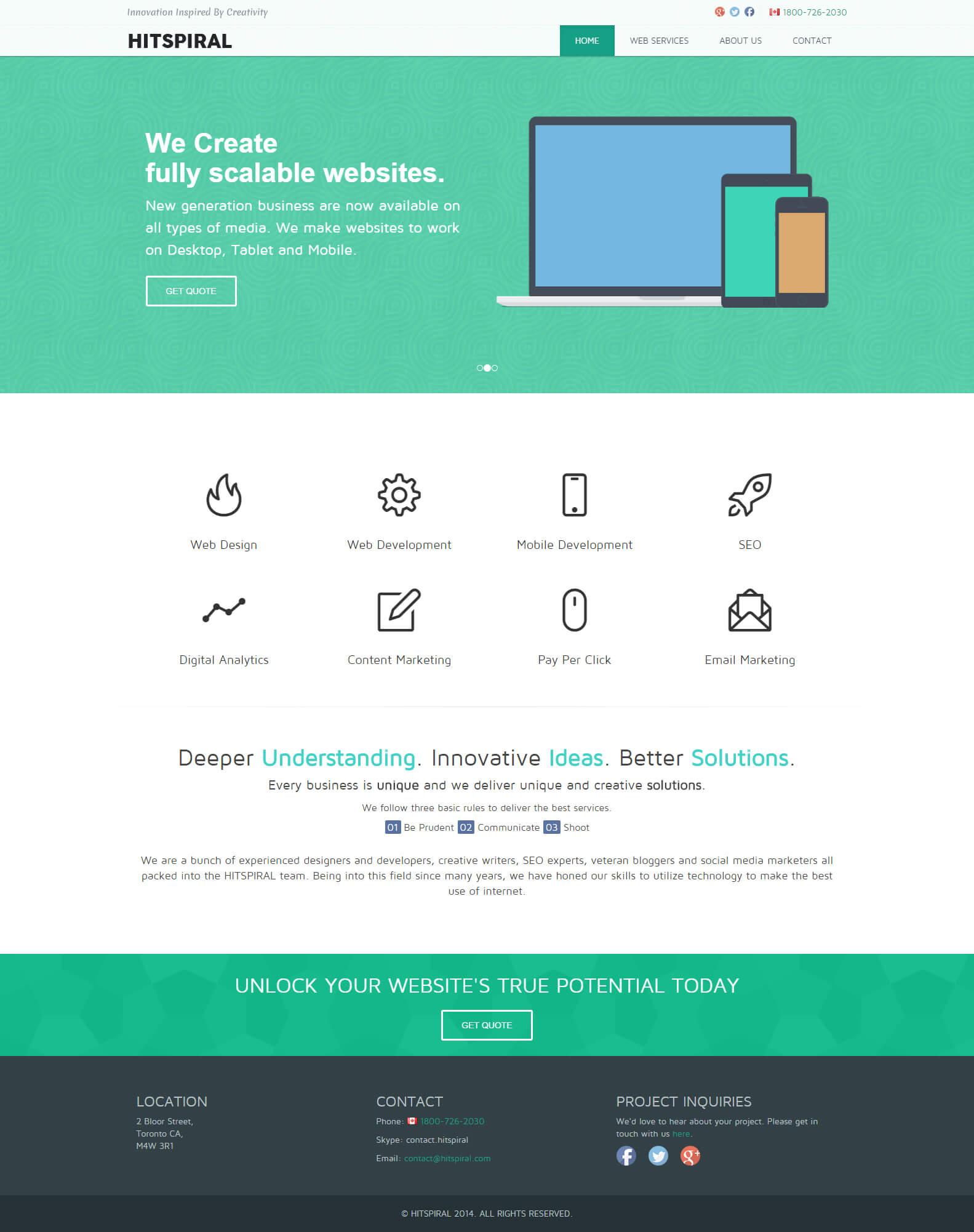 Hitspiral - Kumar Gaurav User Experience (UX) Designer