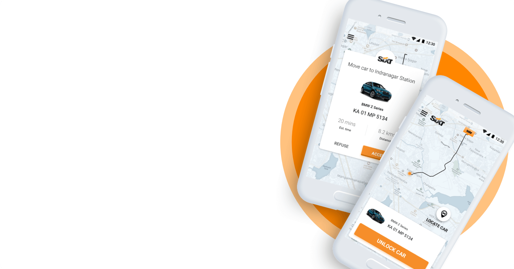 SIXT MyDriver App – Case Study